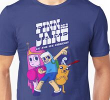 F&J vs. The Ice Kingdom Unisex T-Shirt