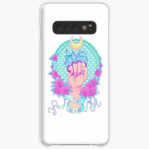 Fight Like A Girl Samsung Galaxy Snap Case