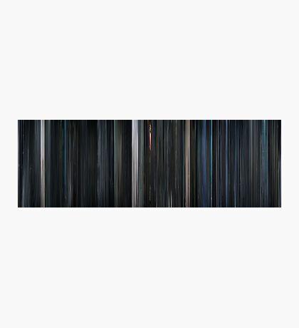 Moviebarcode: Iron Sky (2012) Photographic Print