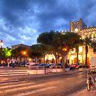 Ciutadella square by oreundici