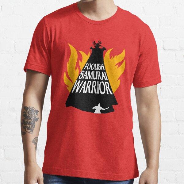 Foolish Samurai Warrior Essential T-Shirt