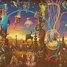 """""""Dawn in the Garden of Creation"""" by James McCarthy"""