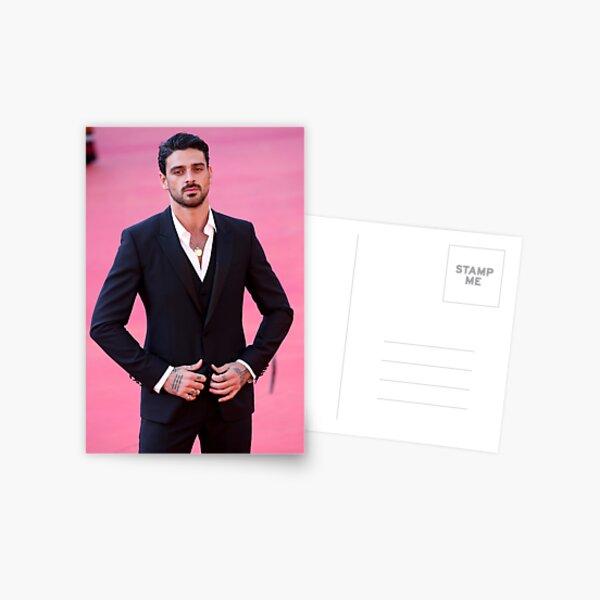 Michele Morrone Carte postale