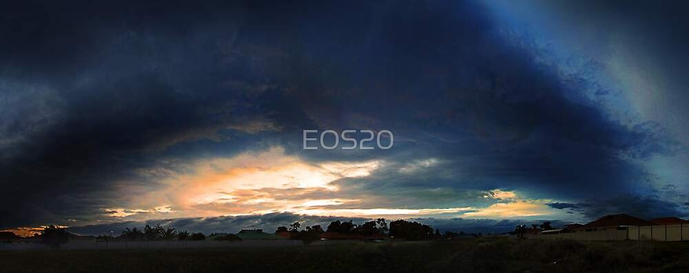 Severe Thunderstorm - December 13 2012  by EOS20