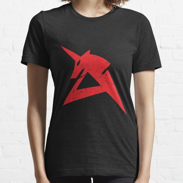 Red Unicorn Essential T-Shirt