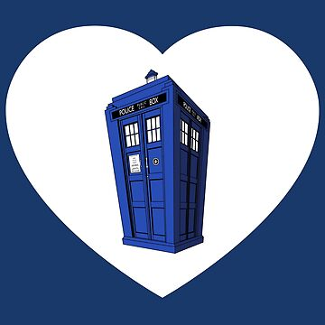 Tardis Heart by Aryon86