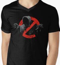 Ain't afraid of no wraith Men's V-Neck T-Shirt