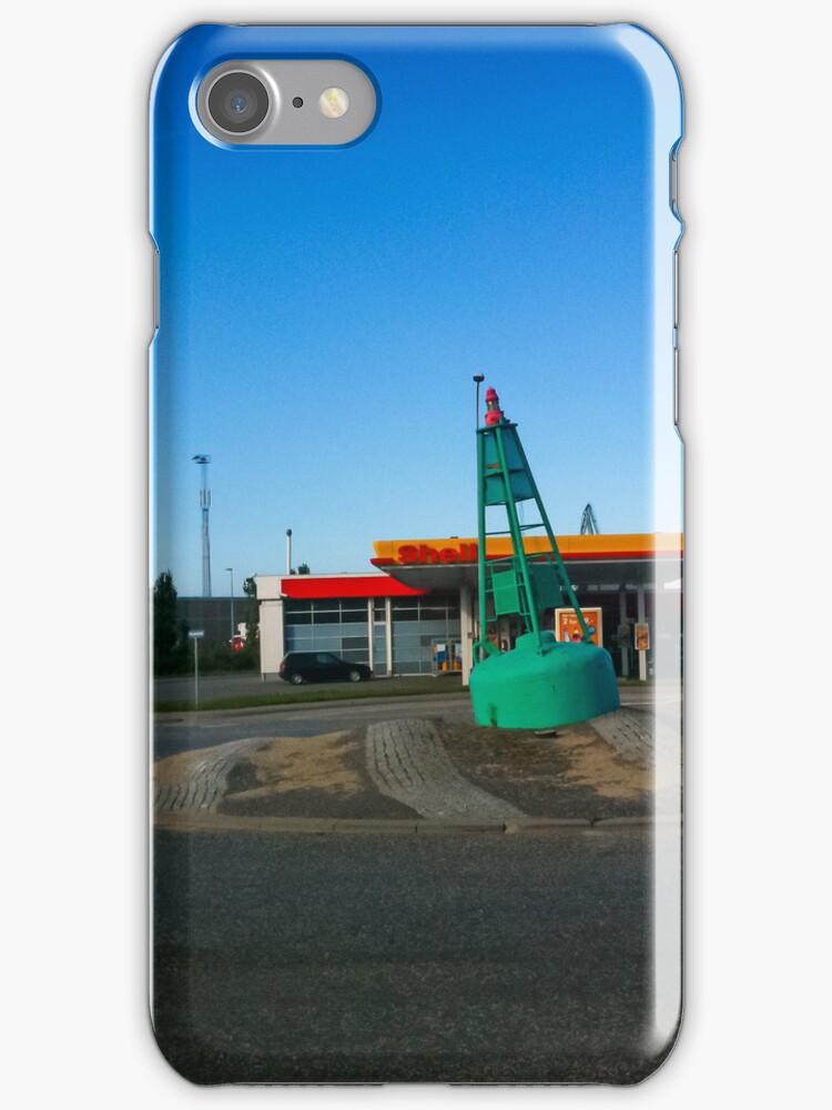 Green II [ iPad / iPod / iPhone Case ] by Mauricio Santana