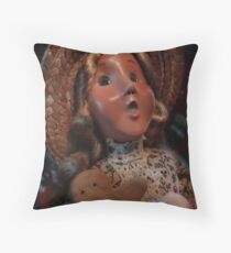 Oh...come all ye faithful! Throw Pillow