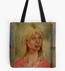 Portrait to Personality Tote Bag