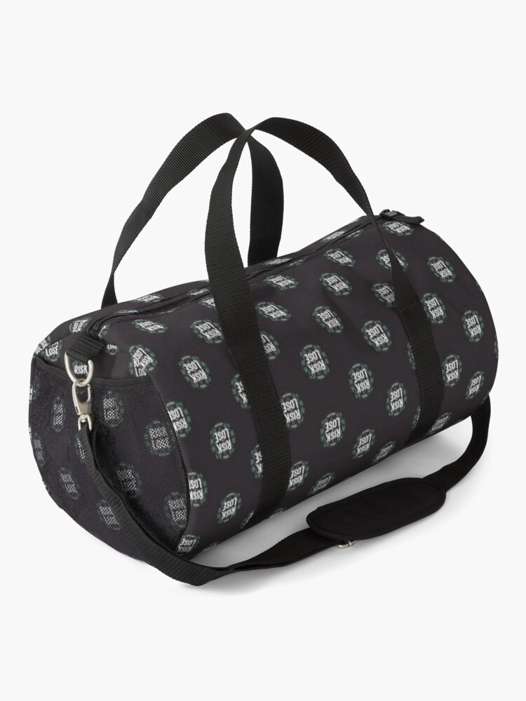 Alternate view of TAKE THE RISK  Duffle Bag