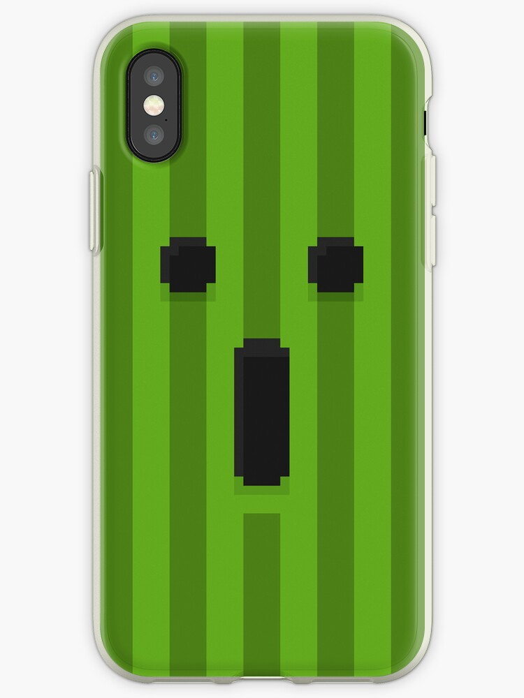 """Pixel """"Cactuar"""" Iphone Case - Final Fantasy by PixelBlock"""