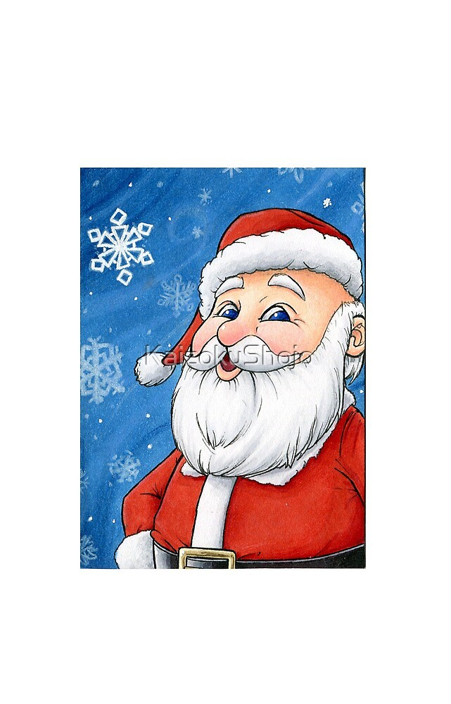 Santa Claus by KaizokuShojo