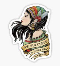Dirty Tee Sticker
