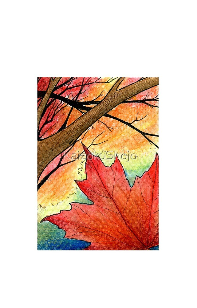 Autumn Leaves by KaizokuShojo