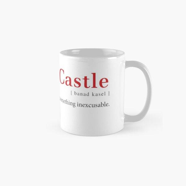 Barnard Castle: The latest new word in the English language Classic Mug
