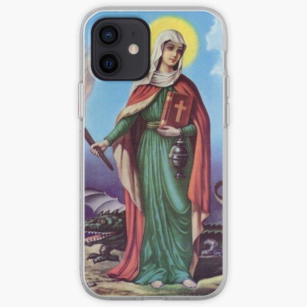 St Martha iPhone Soft Case