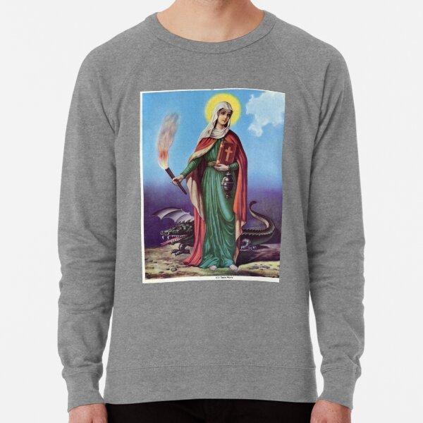 St Martha Lightweight Sweatshirt
