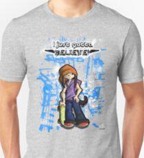You gotta BELIEVE! - Parappa the Rapper T-Shirt