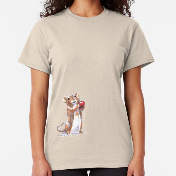 Holiday Critters - Mouse Classic T-Shirt