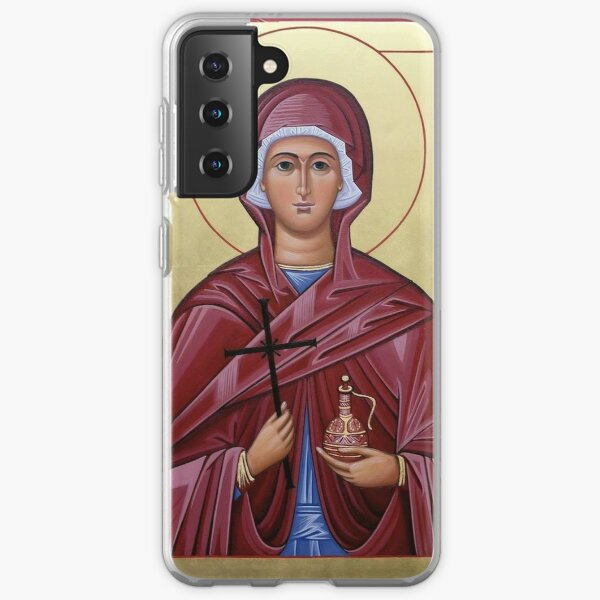 St Martha Samsung Galaxy Soft Case