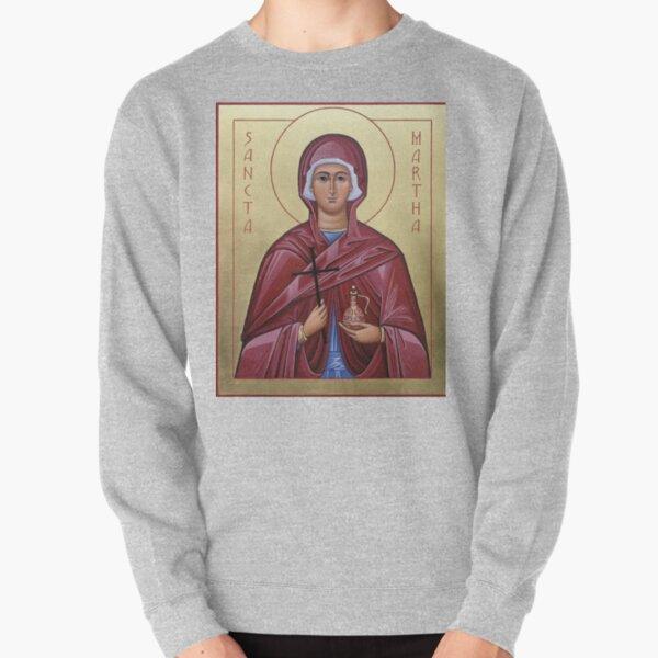 St Martha Pullover Sweatshirt