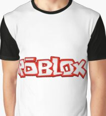 Roblox Title Graphic T-Shirt