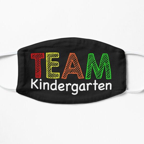 Kindergarten team Crew T-Shirt, Teacher Team Shirt, Kindergarten  T-Shirt Mask