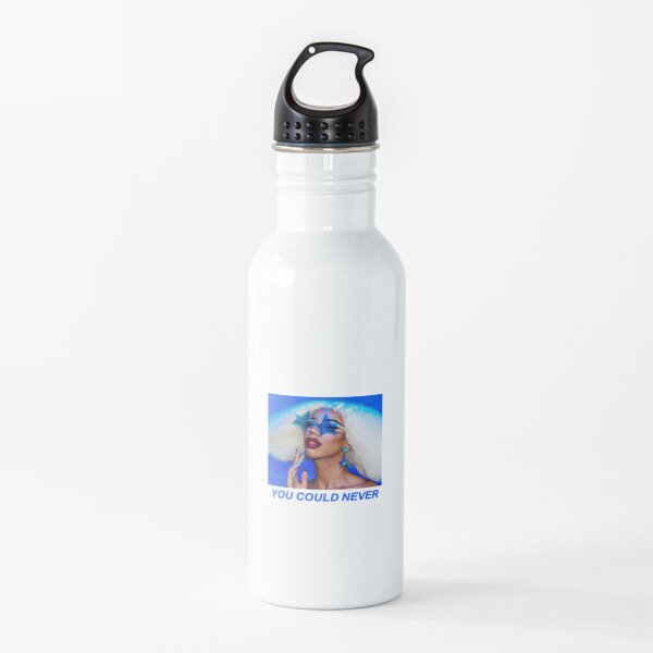 naomi smalls you could never blue Water Bottle