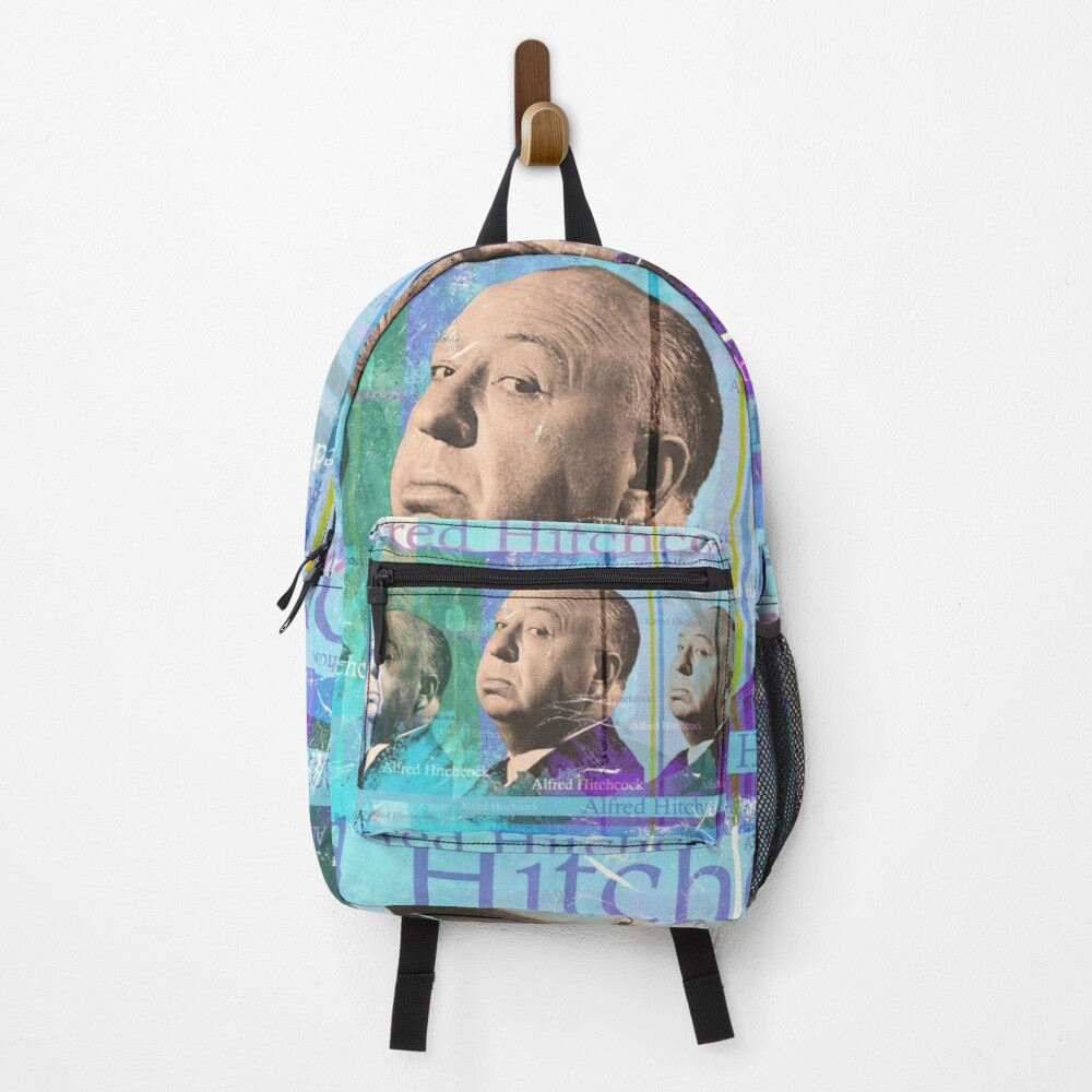 Alfred Hitchcock Backpack