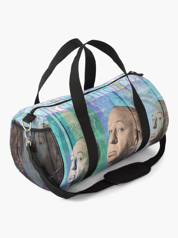Alternate view of Alfred Hitchcock Duffle Bag