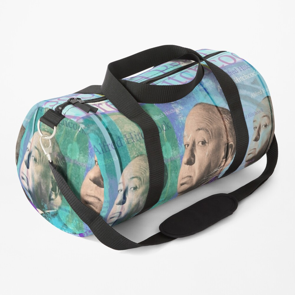 Alfred Hitchcock Duffle Bag