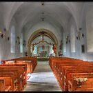 "Church ""Saint Martin""of Omonville la Petite(2) by Michaël Tardif"