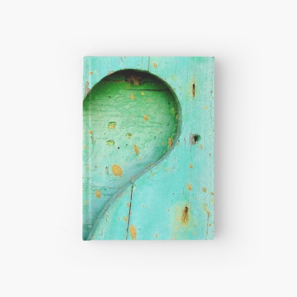 SIMPLE HEART Hardcover Journal