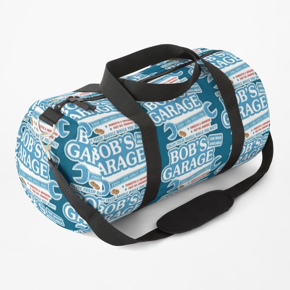 Bob's Garage (Schitt's Creek) Duffle Bag