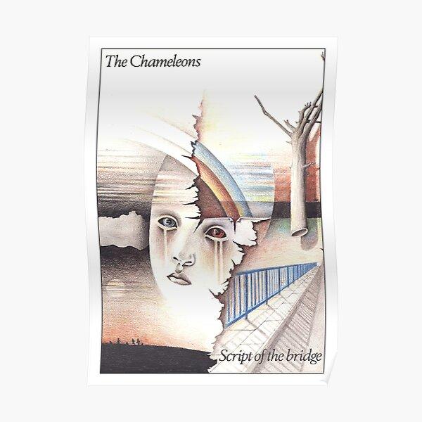 The Chameleons - Script of the Bridge Poster