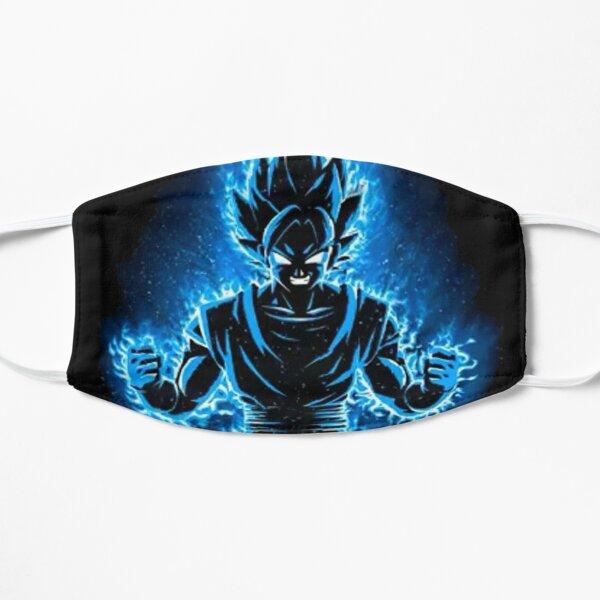 Goku Wallpaper Face Masks Redbubble