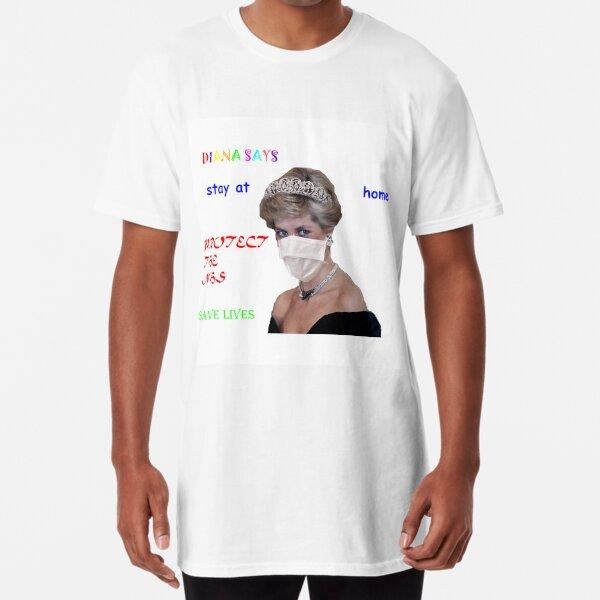 Diana - Helpful Plague Mistress Long T-Shirt