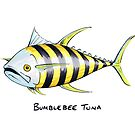 Bumblebee Tuna by Richard Yeomans