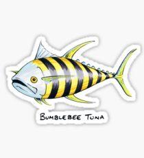 Bumblebee Tuna Sticker
