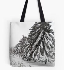 First Snow. Tote Bag