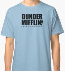 Dunder Mifflin Inc. Classic T-Shirt