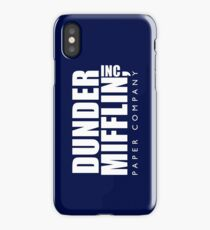 Dunder Mifflin Inc. iPhone Case