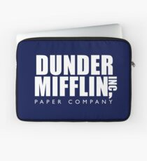 Dunder Mifflin Inc. Laptop Sleeve
