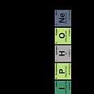 iPhone & iPad - periodic elements scramble! by dennis william gaylor