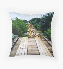 Pantanal - Brasil Throw Pillow