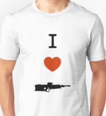 Halo - I Love DMR T-Shirt