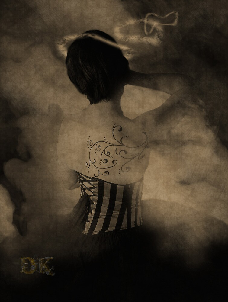 Smoke rings of my mind by David Kessler
