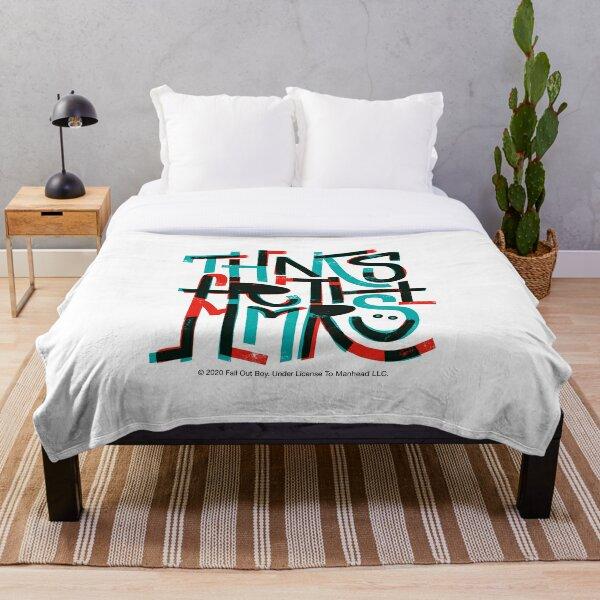 Thnks Fr Th Mmrs Throw Blanket