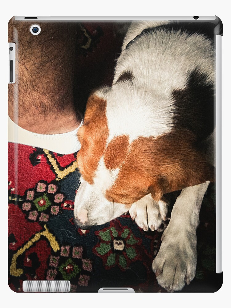 Sleeping Dog [ iPad / iPod / iPhone Case ] by Mauricio Santana